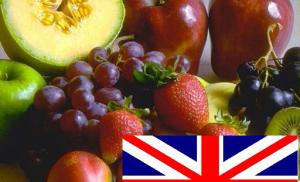 Learn Fruits in English